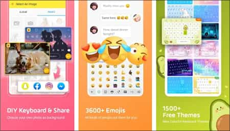 -Facemoji - Emoji Maker Android Apps