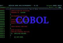 COBOL in Hindi