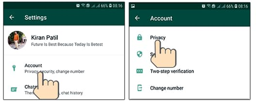Control Who Can Add You to WhatsApp Groups