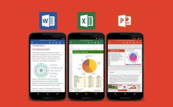 Microsoft Office Android App in Hindi