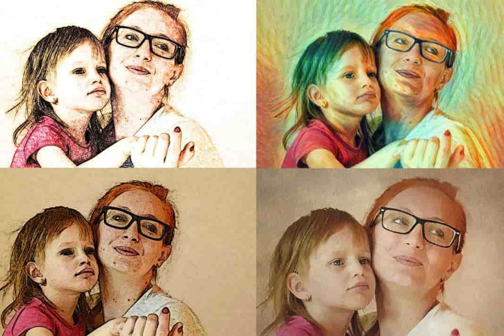 Online Photo To Painting Websites