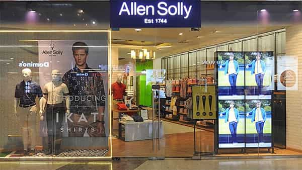 Allen Solly - Indian Brands in Hindi