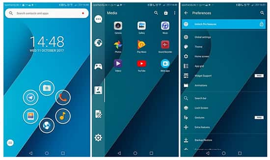 Smart Launcher 5 - Best Android Customization Apps