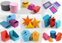 Download Paper Craft Templates in Hindi