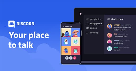 Discord - Best Free WhatsApp Alternatives in Hindi