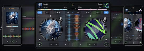 djay for Android - Best Free Virtual DJ Apps in Hindi