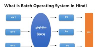 What is Batch Operating System in Hindi